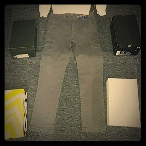 Tommy Bahama Pants - NWT Tommy Bahama Cargo Grey Pants
